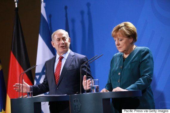イスラエル首相「ホロコーストはパレスチナ人が進言した」発言を開き直る