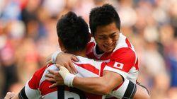 【ラグビー・ワールドカップ】日本、歴史的な2勝目 サモアに26-5(UPDATE)