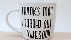 花よりもクリエイティブな「母の日」の贈り物14選