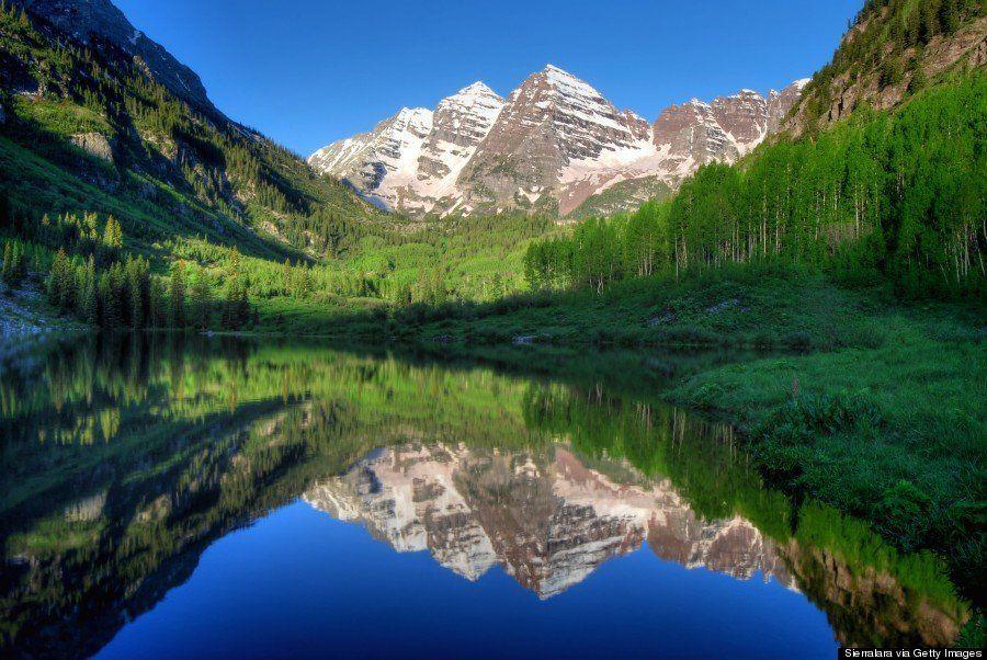 アメリカの最も幸せな州は、最も美しい州でもある