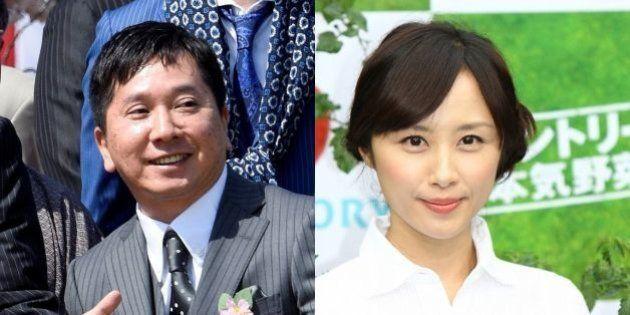 爆笑問題の田中裕二、山口もえと結婚発表へ 10月4日に会見
