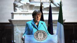 ウクライナ情勢緊迫とギリシャ選挙での急進左派連合躍進、メルケル首相にとって