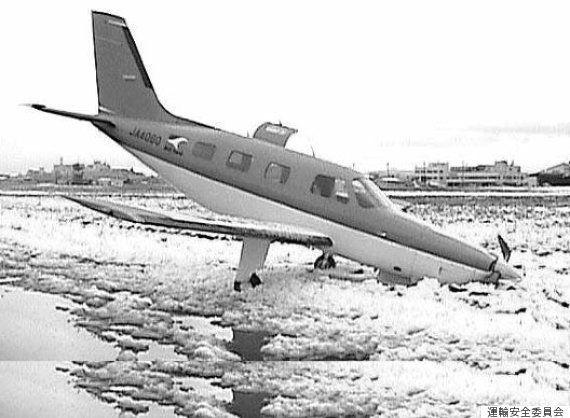 【JA4060機】調布に墜落した機体は、過去にも事故2回(画像・動画)