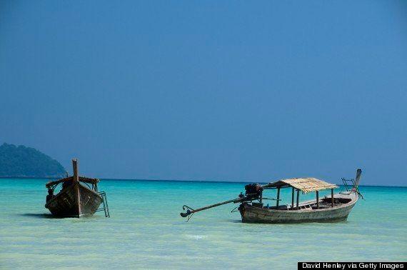 日常から解放されるパーフェクトなタイの秘島【画像】