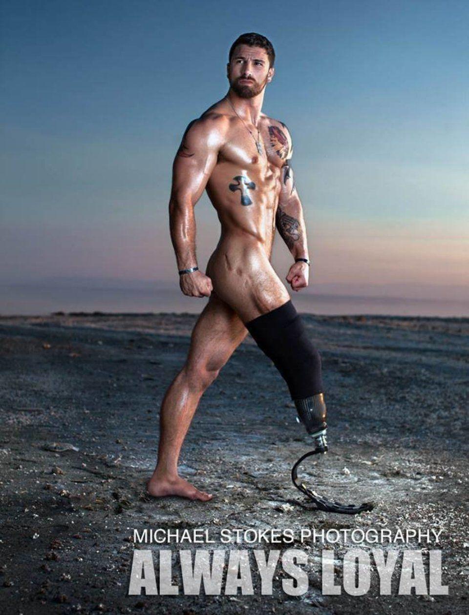 退役軍人たちの手足を失った体に悲しみはない。あるのは自信と美しさだ(画像)