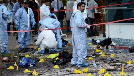 IS(イスラム国)の自爆テロか トルコ・シリア国境で大規模爆発 31人死亡