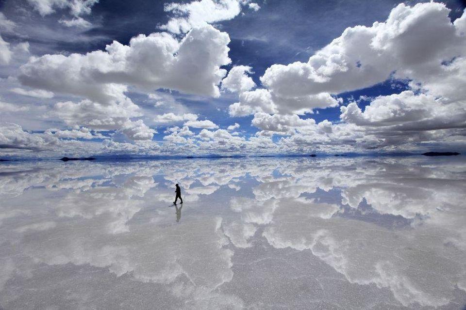 「地球とは思えない風景」の画像集