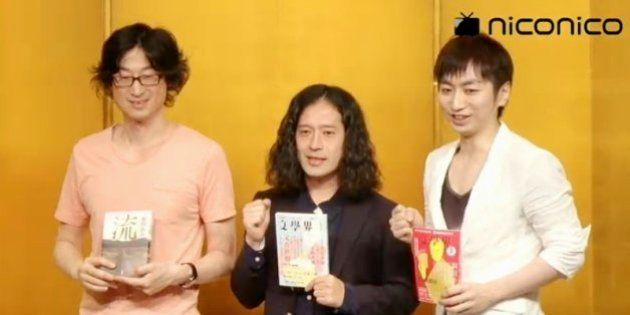 又吉直樹さんと羽田圭介さんが芥川賞 東山彰良さんに直木賞が決定