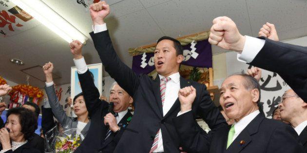和田義明氏が北海道5区で当選 自...