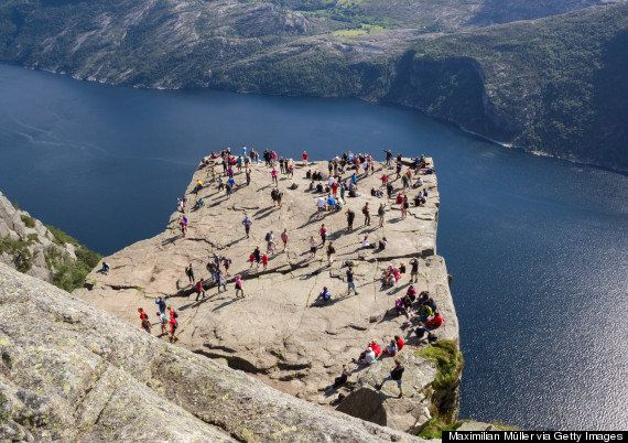 世界で最も危険かもしれない観光地【画像】