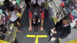 ツール・ド・フランス2015が開幕 街を瞬時に駆け抜けるオンボード映像