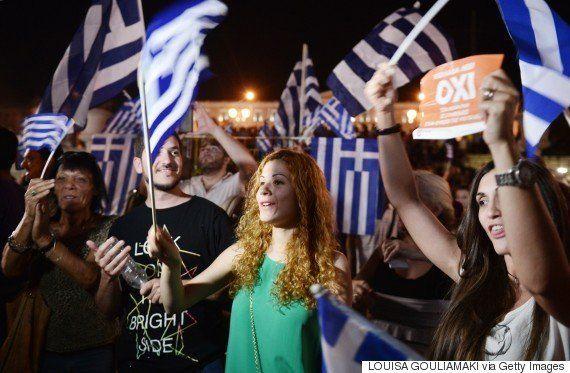 ギリシャ国民投票、緊縮策に反対多数で行く先は闇 ユーロ圏離脱は現実となるのか