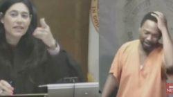 「ああ、なんてこった」裁判所で被告人が号泣 その理由は?(動画)