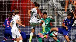 なでしこジャパン、連覇ならず アメリカに5−2で敗れる【テキスト速報】