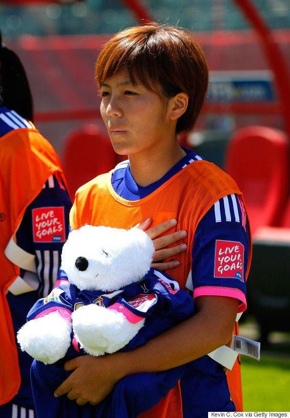なでしこジャパン「クマ」にこめた思い――ケガの安藤梢を決勝に連れて行くために