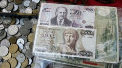 ギリシャ財務相「輪転機、すでに壊した。ドラクマは刷れない」