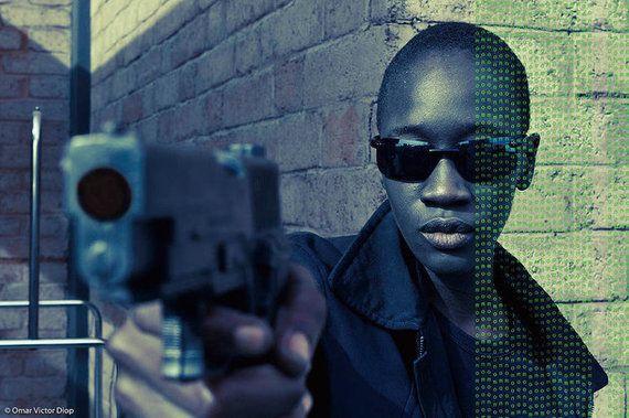 名作映画の主人公がアフリカ人だったらこうなる【画像】