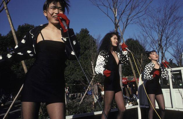 原宿、1970's。竹の子族→ホコ天バンド→カワイイの変遷【画像集】