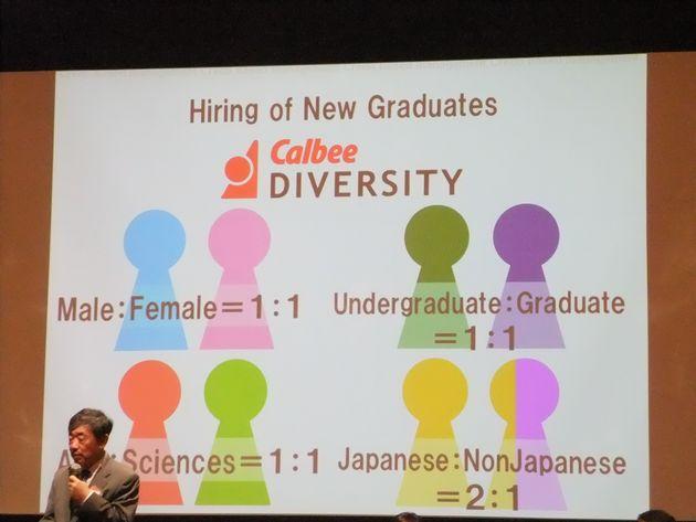 カルビー時短の役員も活躍 松本晃会長「女性の登用、やめられない、とまらない」