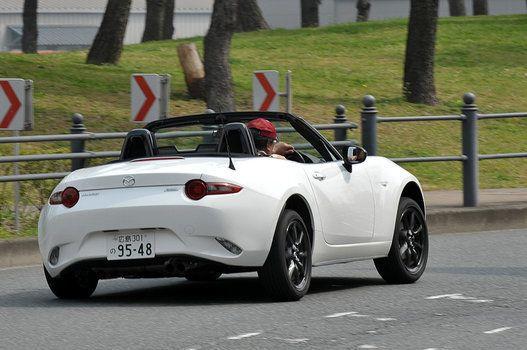 マツダ、新型「ロードスター」受注台数が5000台突破 販売好調(画像)
