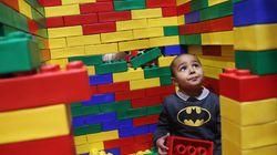 レゴブロック「2030年までにプラスチックの使用をやめます」