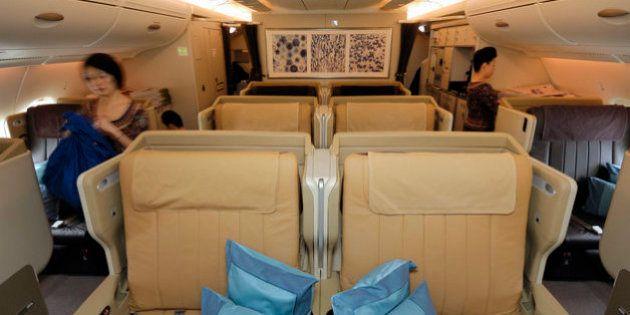世界一清潔な航空会社ランキング、旅は清潔でないとね(アンケート結果)