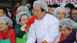 「MERSはキムチで克服できる」韓国与党代表の発言にネットユーザー啞然