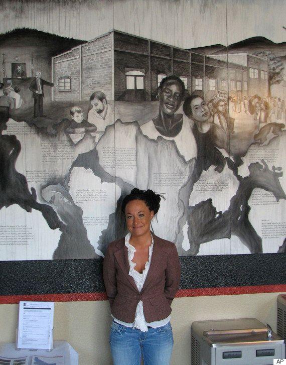 全米黒人地位向上協会の女性支部長、実は白人だった 2006年頃から黒人を騙る