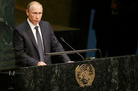 「ISを倒すためには、アサド政権を支持するしかない」プーチン大統領がシリアに抱く野望