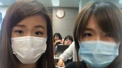 MERS拡大の韓国、でも教授の前でマスクは失礼? 学生が退室命じられる