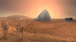 「火星の氷の家」NASA基地デザインコンテストで日本人建築家らのグループが1位に