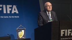 FIFAのブラッター会長が辞任表明