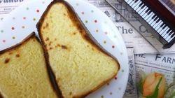 警告パンの次は「チーズケーキに憧れたトースト」がアツい!