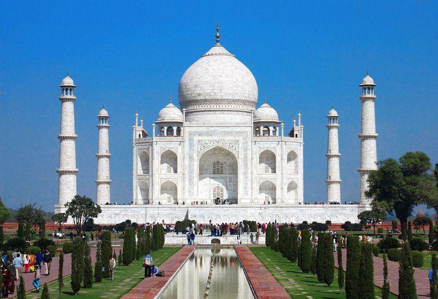 世界の観光名所、現実はこうだ!