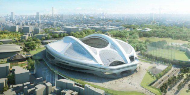 新国立競技場、屋根が間に合わないことが判明【東京オリンピック】