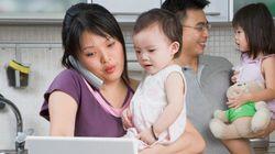 共働き世帯の時間の使い方