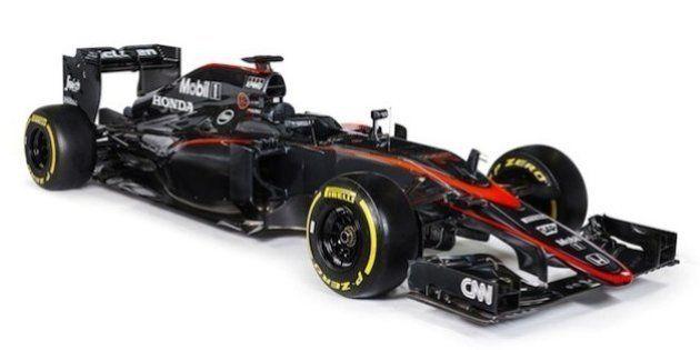 マクラーレンのF1マシン、ついにシルバーと決別。新色は「グラファイト・グレー」