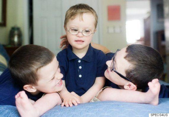 ダウン症の子供たちに合うメガネを開発した、あるシングルマザーの物語。