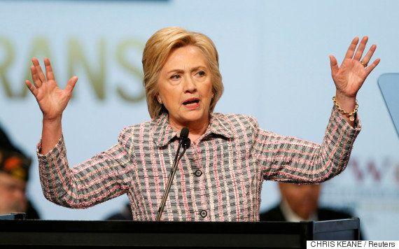 ヒラリー・クリントン氏を大統領候補に正式指名 民主党大会