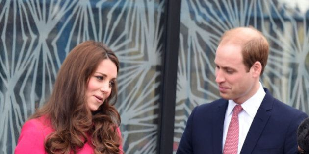 Photo by: KGC-03/STAR MAX/IPx 3/27/15 Prince William The Duke of Cambridge and Catherine The Duchess...