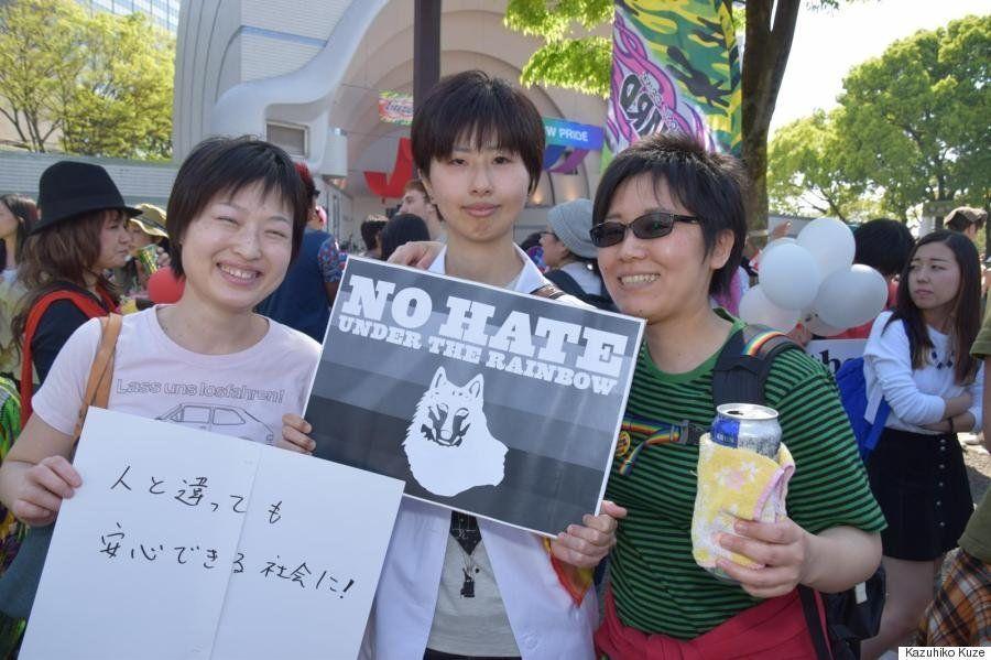 「必ず身近にいる」LGBTを理解するために大切なこと――東京レインボープライド参加者に聞く