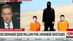 CNN「日本がイスラム国対策で拠出する2億ドルは、人道支援のためのもの」正当性を繰り返し報道