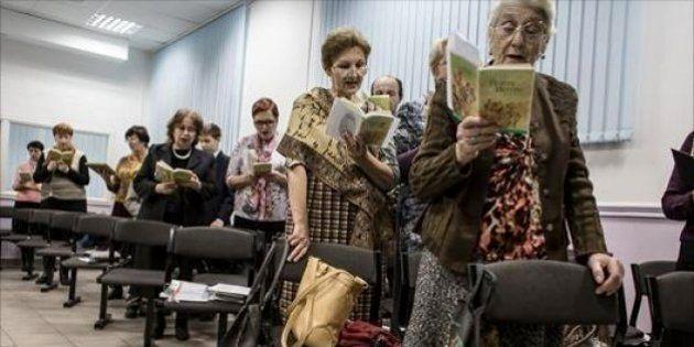 ロシア政府、エホバの証人を「過激主義団体」に指定へ
