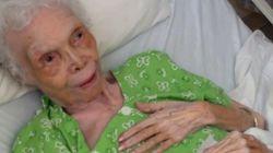 102歳のダンススター、若き日の自分に出会う(動画)