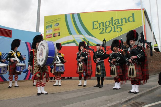 世界に称えられた南ア戦勝利後の初戦 スコットランドファンの心模様。