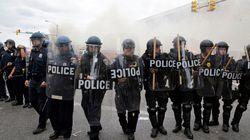 ボルティモアで非常事態宣言 警察に拘束されたアフリカ系アメリカ人男性の死亡で暴動