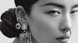 イタリア版「VOGUE」の表紙に中国人モデル ファッション界にも中国の波(画像)