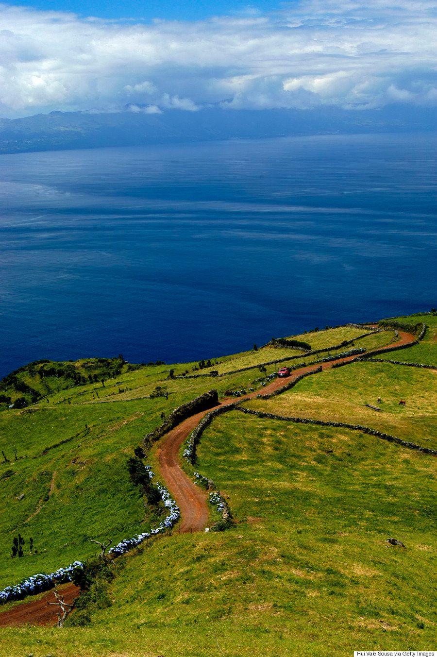 アゾレス諸島、この地球の楽園を知っていますか?(画像集)