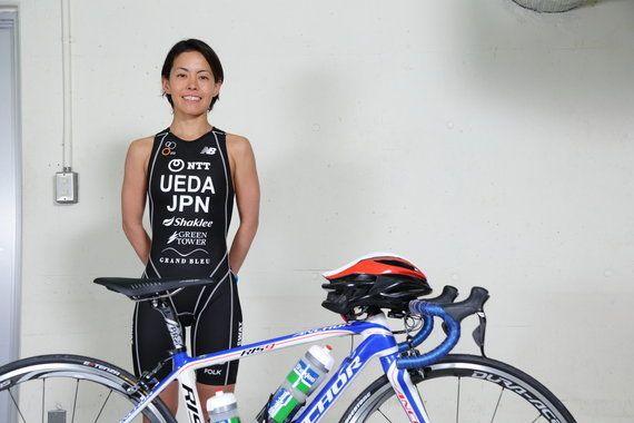【5月16、17日に横浜で開催】トライアスロン世界大会 日本代表の上田藍選手「時にはこだわりを捨てることで成長できる」