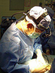 外科医として、技術を磨き続ける